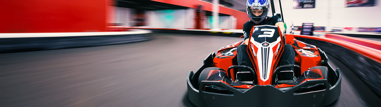 Montreal Location indoor kart racing