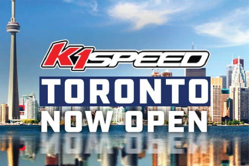 K1 Speed Toronto Now Open