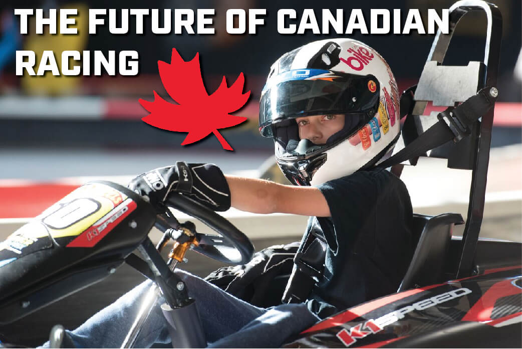 K1 Speed Future Of Canadian Racing