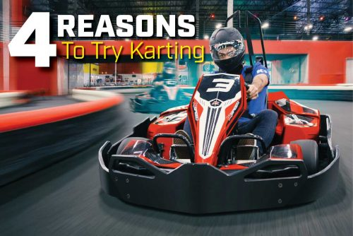 K1 Speed 4 Reasons to Try Karting
