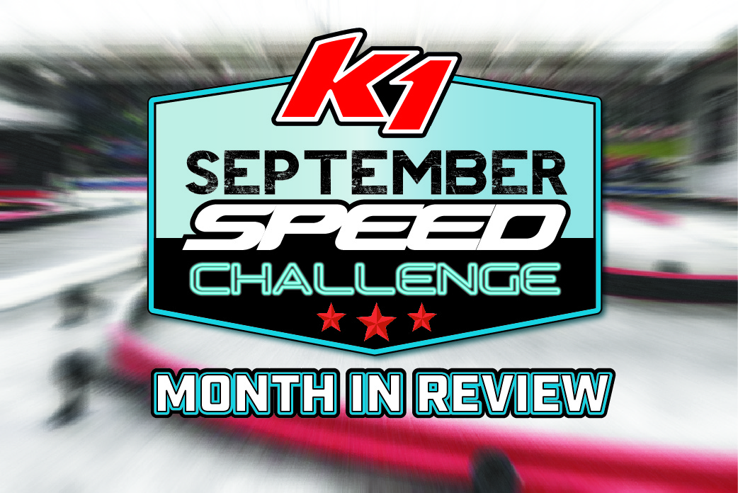 K1 Speed September Challenge Review