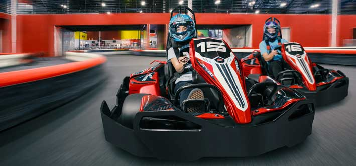 Indoor Go Karting Toronto Go Karts North York K1speed