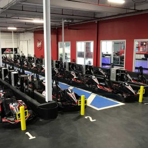 K1 Speed Toronto Pits