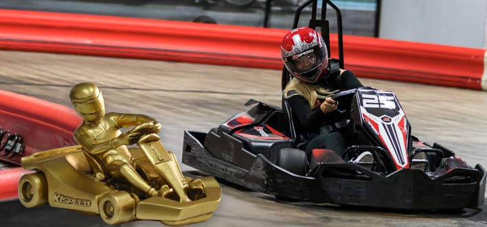 Race Packages - K1 Speed