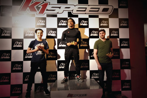 K1 Speed Canada Spring Race League Recap