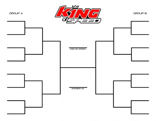 King of Speed Bracket