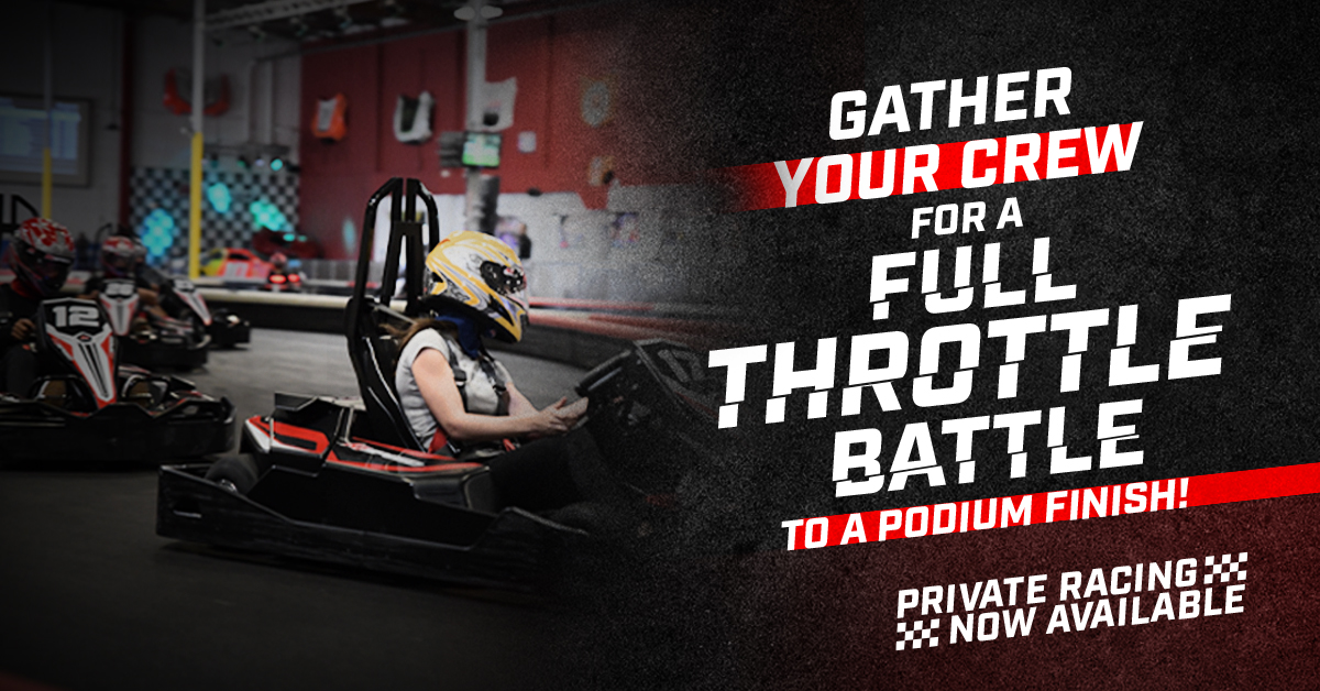 K1 Speed Private Racing