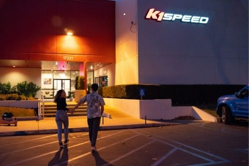 K1 Speed Montreal Store Front