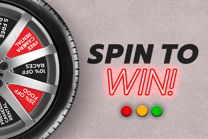 spin to win k1 speed
